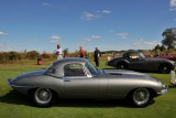 1962 Jaguar E-Type Series 1 Roadster, James G. Harris, Middleburg, VA (4809)