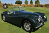 1953 Jaguar XK120 SE Roadster, Robert & Patricia Stadel, Lancaster, PA (4825)