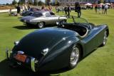 1953 Jaguar XK120 SE Roadster, Robert & Patricia Stadel, Lancaster, PA (4839)