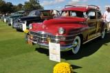 1948 Chrysler Town & Country 4-Door Sedan, Loren Hulber, Macungie, PA (4854)