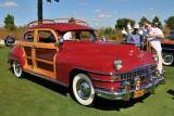 1948 Chrysler Town & Country 4-Door Sedan, Loren Hulber, Macungie, PA (4858)