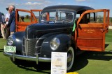 1940 Ford Deluxe Station Wagon, Bob Hanson, North Potomac, MD (4897)