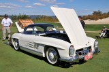 1963 Mercedes-Benz 300 SL Roadster, Frank Spellman, Chevy Chase, MD (4924)