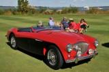 1956 Austin-Healey 100M Roadster, Rich Myers, Voorhees, NJ (4944)