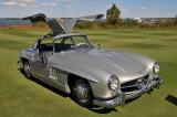 1955 Mercedes-Benz 300 SL Gullwing Coupe, Ralph Manaker, Marshall, VA (4955)