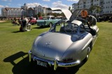1955 Mercedes-Benz 300 SL Gullwing Coupe, Ralph Manaker, Marshall, VA (4967)