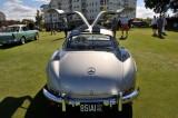 1955 Mercedes-Benz 300 SL Gullwing Coupe, Ralph Manaker, Marshall, VA (4974)