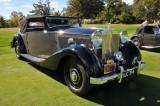 1936 Rolls-Royce Phantom III Drophead Coupe by Freestone & Webb, Dick & Joyce McIninch, Nellysford, VA (5045)