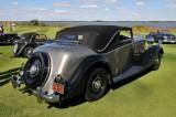 1936 Rolls-Royce Phantom III Drophead Coupe by Freestone & Webb, Dick & Joyce McIninch, Nellysford, VA (5048)