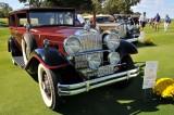 1931 Packard Deluxe Eight 845 7-Passenger Sedan, Joe & Mary Lou Peters, Easton, MD (5137)