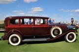 1931 Packard Deluxe Eight 845 7-Passenger Sedan, Joe & Mary Lou Peters, Easton, MD (5140)