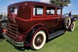 1931 Packard Deluxe Eight 845 7-Passenger Sedan, Joe & Mary Lou Peters, Easton, MD (5145)