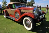 1929 Packard Custom Eight 640 Runabout, Gale & Henry Petronis, Royal Oak, MD (5163)