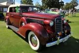 1936 Cadilac Series 85 V12 Convertible Sedan by Fleetwood, Byron Alsop, Oak Hill, VA (5197)