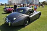 1953 Jaguar XK120 Fixed Head Coupe, George Bunting, Hunt Valley, MD (4791)
