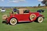 AMERICAN, 2nd in CLASS, 1931 Franklin 151 Convertible, Debbie & Bob Corman, Pen Argyl, PA (5282)