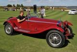 EUROPEAN, 2nd IN CLASS, 1930 Alfa Romeo 1750 by Zagato, John & Judie Willock, Chestertown, MD (5295)