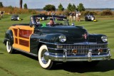 WOODEN CARS, 2nd IN CLASS, 1948 Town & Country Convertible, Lawrence & Ellen Macks, Owings Mills, MD (5302)