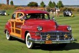 WOODEN CARS, BEST IN CLASS, 1948 Chrysler Town & Country 4-Door Sedan, Loren Hulber, Macungie, PA (5308)