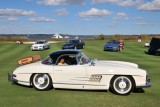 POSTWAR SPORTS & RACING - OPEN, BEST IN CLASS, 1963 Mercedes-Benz 300 SL Roadster, Frank Spellman, Chevy Chase, MD (5365)