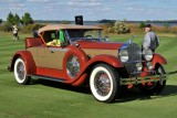 HONORARY CHAIRMAN'S AWARD, 1929 Packard Custom Eight 640 Runabout, Gale & Henry Petronis, Royal Oak, MD (5385)