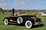 PEOPLE'S CHOICE AWARD, 1930s Auburn Boattail Speedster, Sonny and Joan Abagnale, Cedar Grove, NJ (5411)