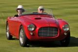 POSTWAR SPORTS & RACING - OPEN, 2nd IN CLASS, 1955 Siata 300BC Sport Spider by Bertone, Bill Lightfoot, Vienna, VA (5360)