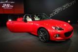 New York International Auto Show: Mazda MX-5 Miata's 25th Anniversary -- April 2014