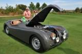 1949 Jaguar XK120 Alloy Roadster, owner: Ronald Rosner, Fredericksburg, VA (8646)
