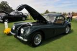 1953 Jaguar XK120 SE Fixed Head Coupe, Best in Class, Jaguar, owner: Ron Gaertner, Manakin-Sabot, VA (8653)