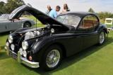 1956 Jaguar XK140 Fixed Head Coupe, owner: Ronald Rosner, Fredericksburg, VA (8684)
