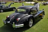 1956 Jaguar XK140 Fixed Head Coupe, owner: Ronald Rosner, Fredericksburg, VA (8695)