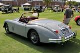 1958 Jaguar XK150S Roadster, Jaguar Corporate Award, owner: Bill Lightfoot, Vienna, VA (8702)