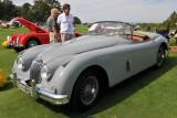 1958 Jaguar XK150S Roadster, Jaguar Corporate Award, owner: Bill Lightfoot, Vienna, VA (8706)