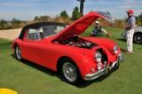 1960 Jaguar XK150 Drop Head Coupe, 2nd in Class, Jaguar, owner: Ron Gaertner, Manakin-Sabot, VA (8712)