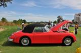 1960 Jaguar XK150 Drop Head Coupe, owner: Ron Gaertner, Manakin-Sabot, VA (8720)