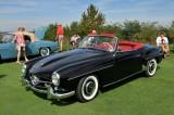 1957 Mercedes-Benz 190 SL Roadster, owner: Greg Scott, Lancaster, PA (8762)