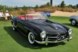 1957 Mercedes-Benz 190 SL Roadster, owner: Greg Scott, Lancaster, PA (8766)