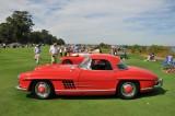 1959 Mercedes-Benz 300 SL Roadster, owners: Phil & Judy Fleck, Limekiln, PA (8778)