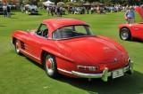 1959 Mercedes-Benz 300 SL Roadster, owners: Phil & Judy Fleck, Limekiln, PA (8782)