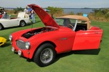 1959 Austin-Healey 100-6 Convertible, owners: Jeff & Kateri Callahan, Rockville, MD (8790)