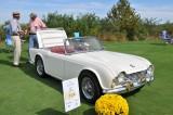 1964 Triumph TR4 Convertible, owner: Dennis Mamchur, Caldwell, NJ (8802)