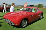 1954 Siata 200CS Coupe by Balbo, Best in Class, European Closed Sports Car, owners: Walter & Roseanne Eisenstark (8822)