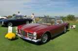 1962 Facel Vega Facel II Coupe, Ken Swanstrom, 2nd in Class, European Closed Sports Car, 2014 St. Michaels Concours (8828)