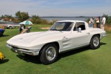 1964 Chevrolet Corvette Tanker Coupe, Best in Class, American Sports Car, owner: L. Cranston, Philadelphia, PA (8866)