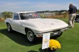 1964 Chevrolet Corvette Sting Ray Fuel-Injected 327 cid, 360 hp V8 Tanker Coupe, owner: L. Cranston, Philadelphia, PA (8873)