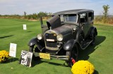 1929 Ford Model A Deluxe Sedan, owners: Robert & Madeline Luczun, Clifton, NJ (8916)
