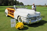 1947 Chrysler Town & Country Convertible, 2ndin Class, Wood-Bodied Cars, owner: Todd Librandi, Middletown, PA (8933)