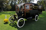 1915 Ford Model T Delivery Van, Best in Class, Wood-Bodied Cars, owner: Tom Schell, Lancaster, PA (8946)