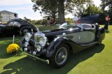 1937 Alvis Speed 25 Roadster, Honorary Chief Judge's Award, owner: James B. Sprague, Washington, D.C. (8979)